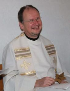 Pastor Kai-Uwe Hecker