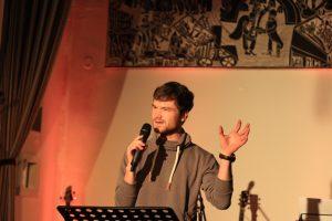 Predigt von Patrick Oeser